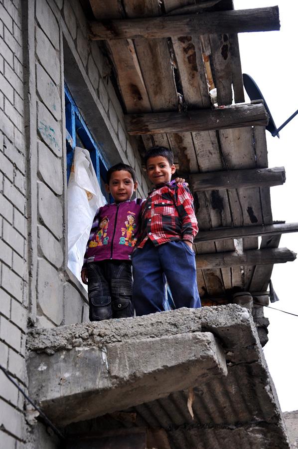 children in kargil-2