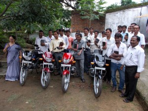 India Motor Bike photo