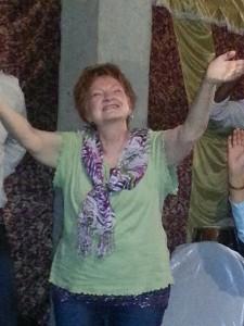 Barb worshipping