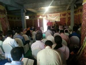 Day 1 pastors conf 2
