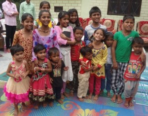 Children at Palampur