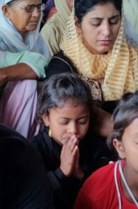 close up prayer