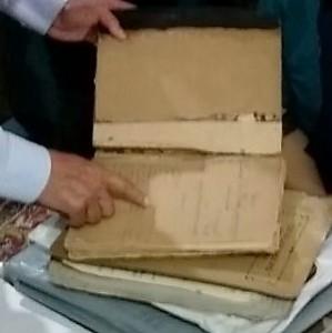 Tibetan Bible Manuscript 7.16