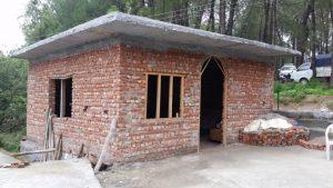 prayer hall palampur