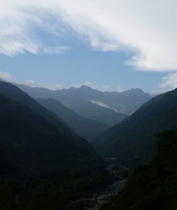 view from mtn palampur