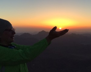 pat-at-sinai-holding-sunrise